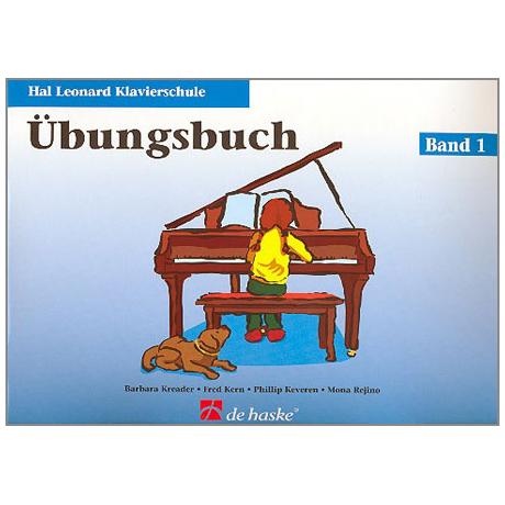Kreader, B: Hal Leonard Klavierschule Band 1 (+CD)