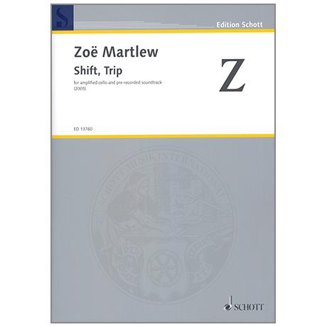 Martlew, Z.: Shift, Trip (+CD)