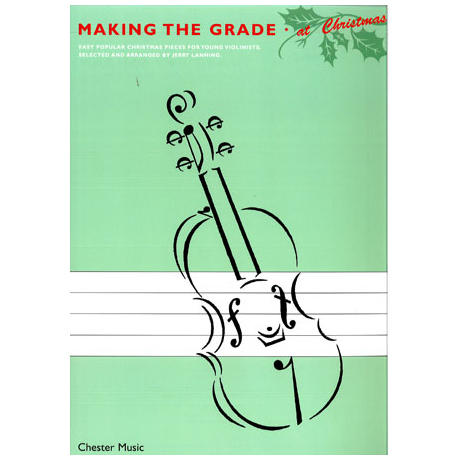 Making The Grade – At Christmas