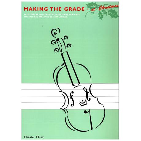 Making The Grade – At Christmas