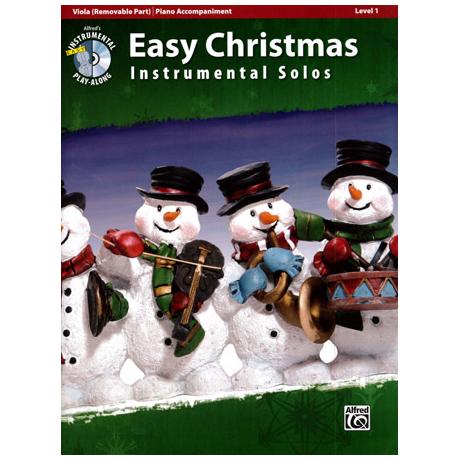 Easy Christmas Instrumental Solos (+CD)