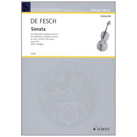 Willem de Fesch - Ensemble Benedetto Marcello - Dutch Masters