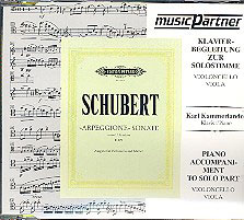Schubert, F.: Arpeggione-Sonate, D 821 Compact-Disc CD
