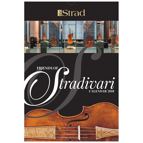 The Strad Calendar 2018 – Friends of Stradivari