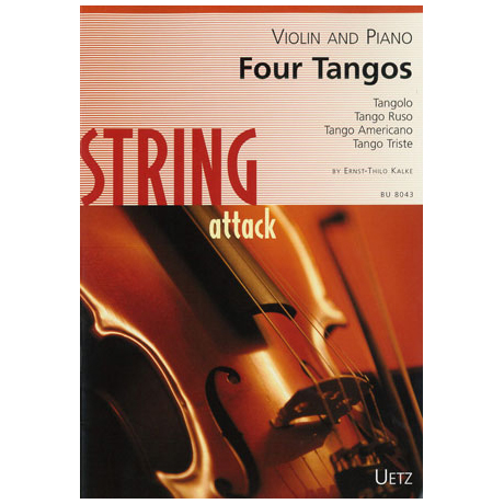 Kalke, E.Th.: Four Tangos
