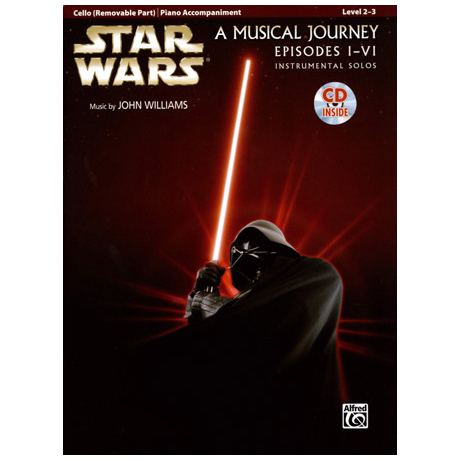 Williams, J.: Star Wars Episodes 1-6 (+CD)