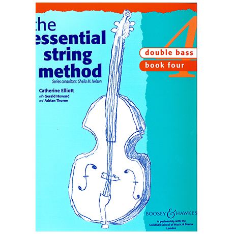 Nelson, S.: The Essential String Method - Kontrabass