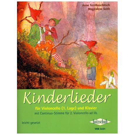 Anne Terzibaschitsch: Kinderlieder