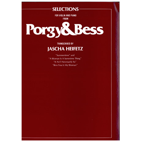 Gershwin, George: Porgy And Bess Selections For Violin