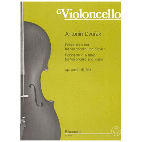 Dvořák, A.: Polonaise Op.post. B94 A-Dur