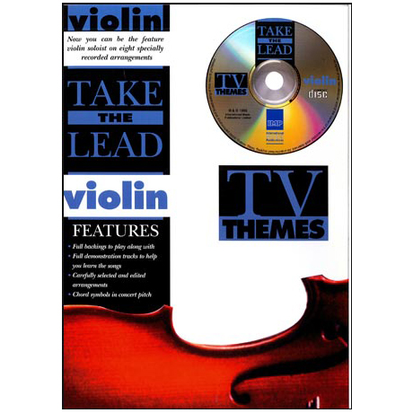 Take The Lead - TV Themes (+CD)