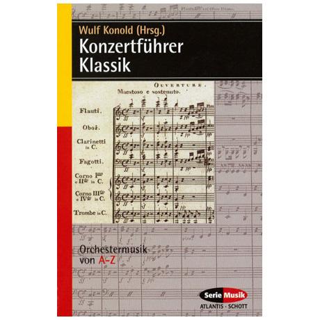 Konzertführer Klassik (Konold)