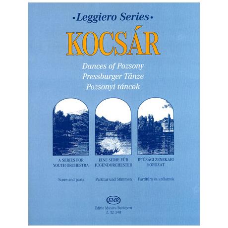 Leggiero - Kocsár: Pressburger Tänze