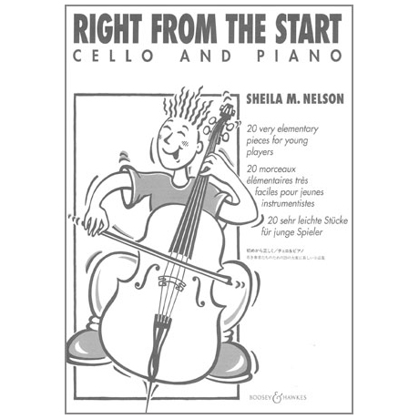 Nelson, S.: Right from the start