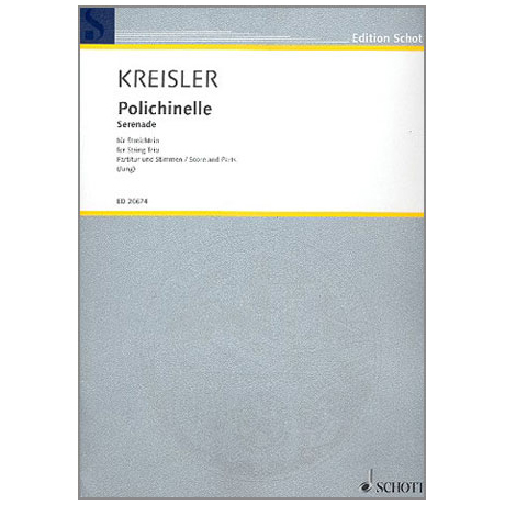 Kreisler, F.: Polichinelle
