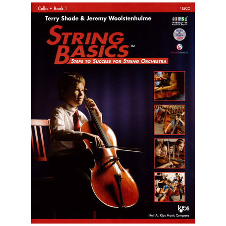 String Basics Band 1 (+DVD)