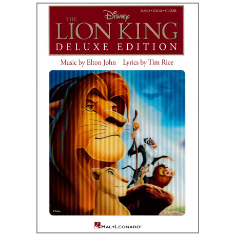 John/Rice: The Lion King - Deluxe Edition