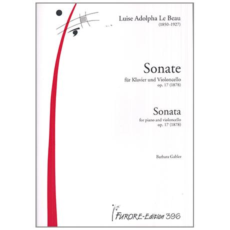 Le Beau, L.A.: Sonate Op.17