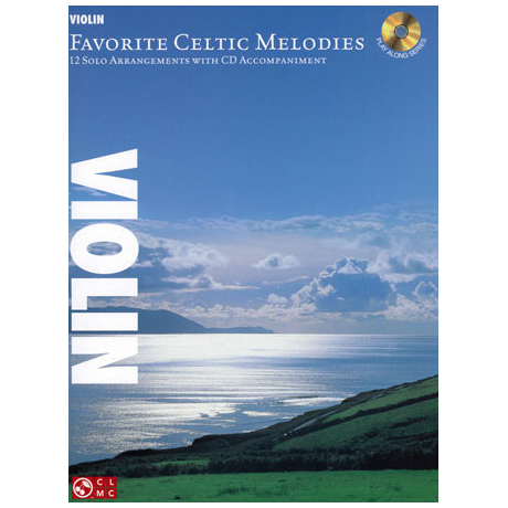 Favorite Celtic Melodies (+CD)
