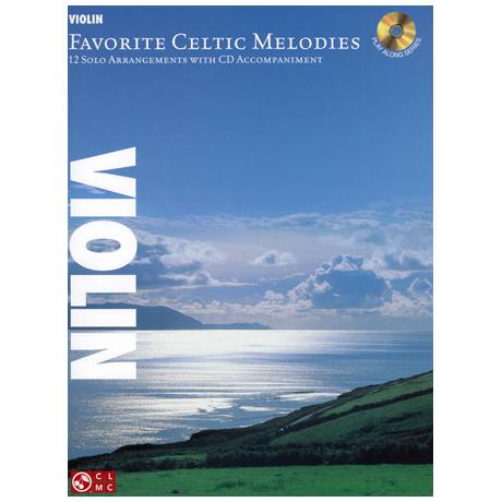 Favorite Celtic Melodies (+CD)