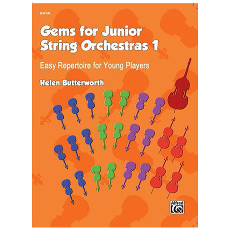 Butterworth, H.: Gems for Junior String Orchestras 1