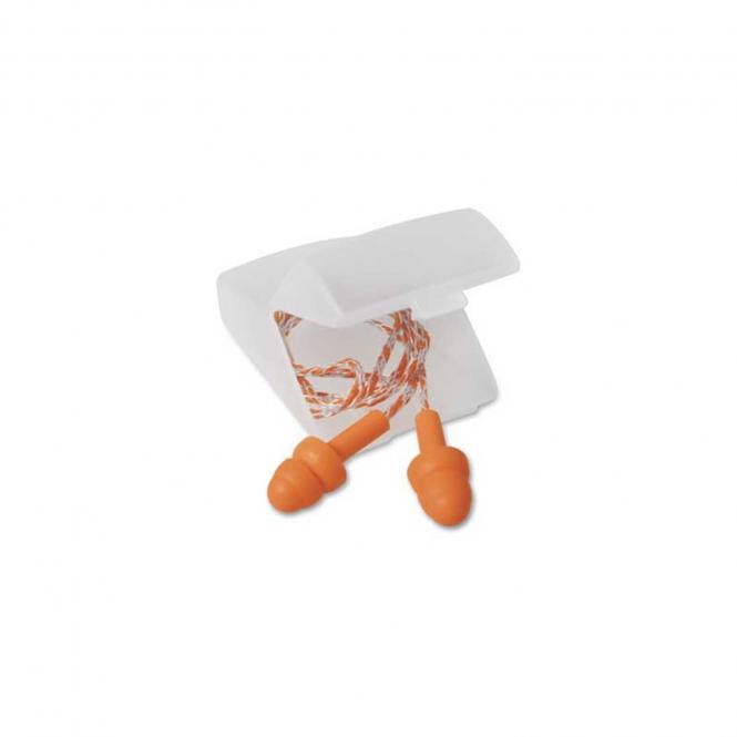 WHISPER Orange Hörschutz