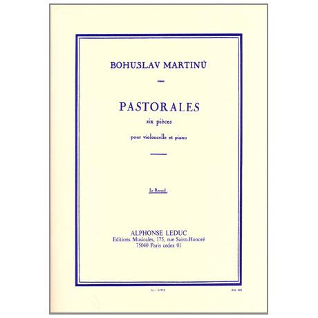Martinu: Pastorales