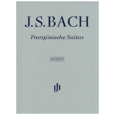 Bach, J.S.: Französische Suiten BWV 812 - 817