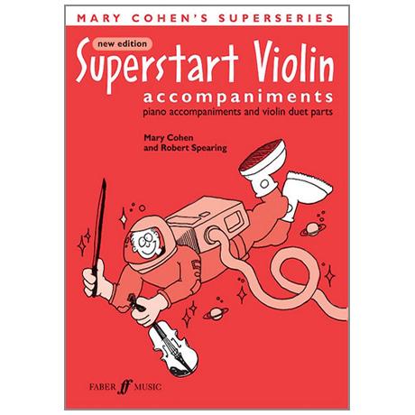 Cohen, M.: Superstart Violin