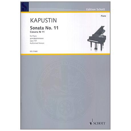 Kapustin, N.: Sonata Op.101 Nr.11