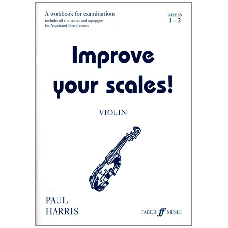 Harris: Improve Your Scales! Grade 1