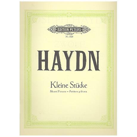 Haydn, J.: 12 kleine Stücke