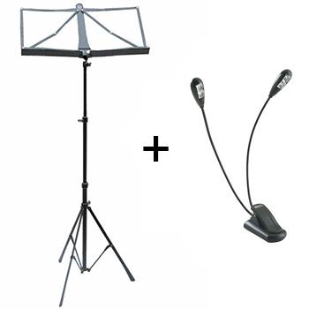 PACATO Stand & Light Set