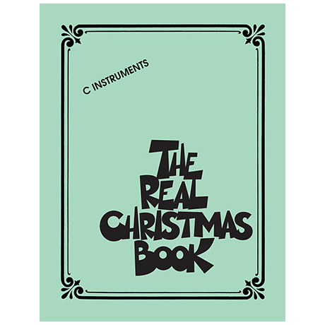 The Real Christmas Book – C Edition