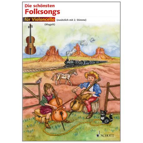 Magolt, M. & H.: Die schönsten Folksongs