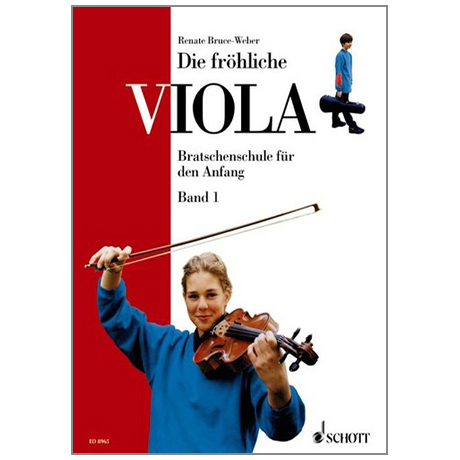Bruce-Weber, R.: Die Fröhliche Viola Band 1