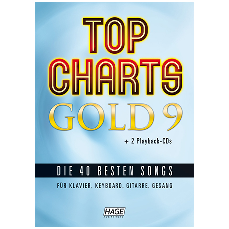 Top Charts Gold 9 (+2CDs)