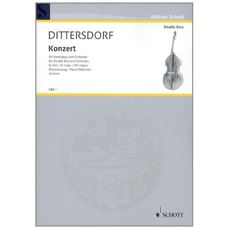 Dittersdorf, K.D.v.: Konzert Es-Dur - Krebs 171