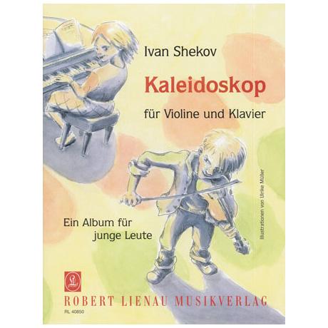 Shekov, I.: Kaleidoskop – Ein Album für junge Leute Op. 79