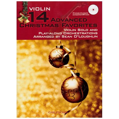 14 Advanced Christmas Favourites (+CD)