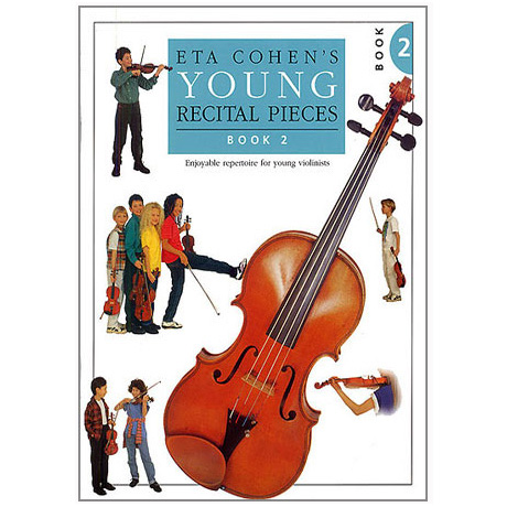 Eta Cohen: Young Recital Pieces Band 2