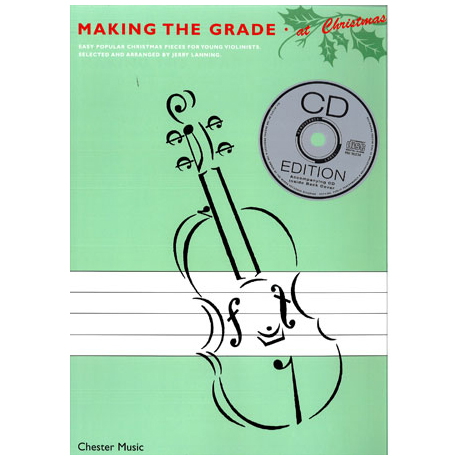 Making The Grade – At Christmas (mit CD)