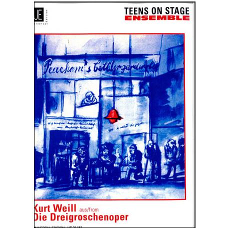 Teens on stage - Kurt Weill: Die Dreigroschenoper
