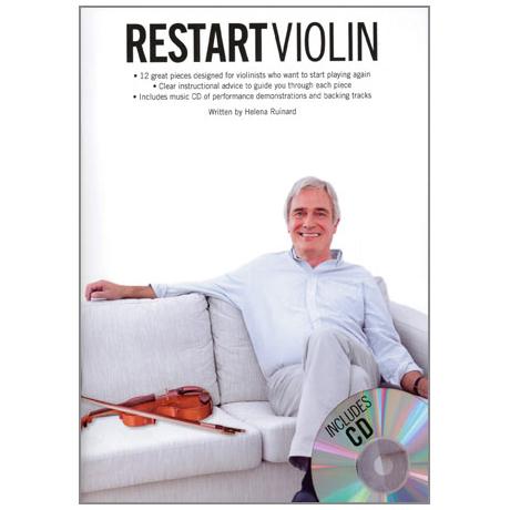 Restart Violin (+CD)