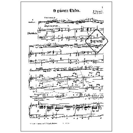 Simandl, Franz: Kontrabass-Schule Band 7