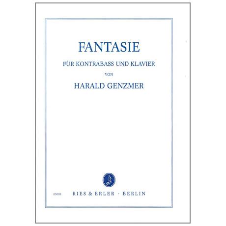Genzmer, H.: Fantasie