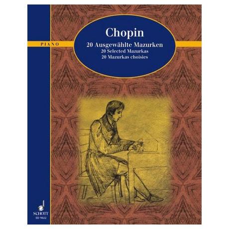 Schott Piano Classics – Chopin