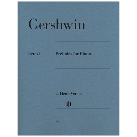 Gershwin, G.: Preludes for Piano