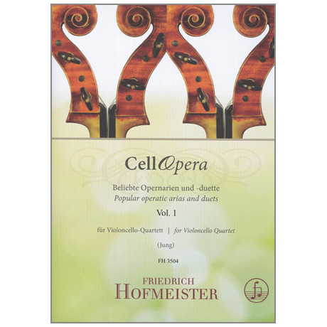 Jung, F.: CellOpera Band 1