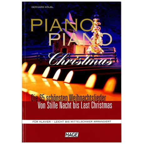 Piano Piano Christmas